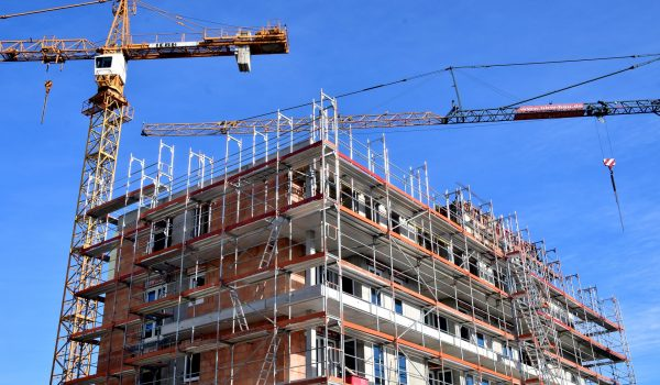 Logistical Advice For Contractors Securing A Scaffold Unit
